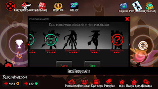 League of Stickman Karakter