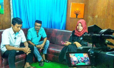 Pengelola, PLN ,Selayar, On, Air, Di ,Lembang Tanadoang TV