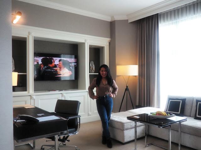 Vinatraveler S Blog Ritz Carlton Hotel Kuala Lumpur An Exquisite