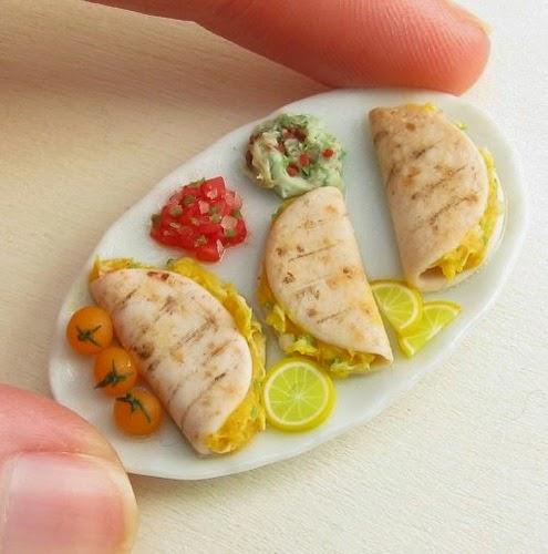 Kim Burke -  Người thiết kế Món ăn siêu nhỏ
