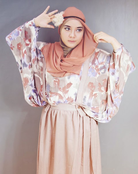 model baju hijabers