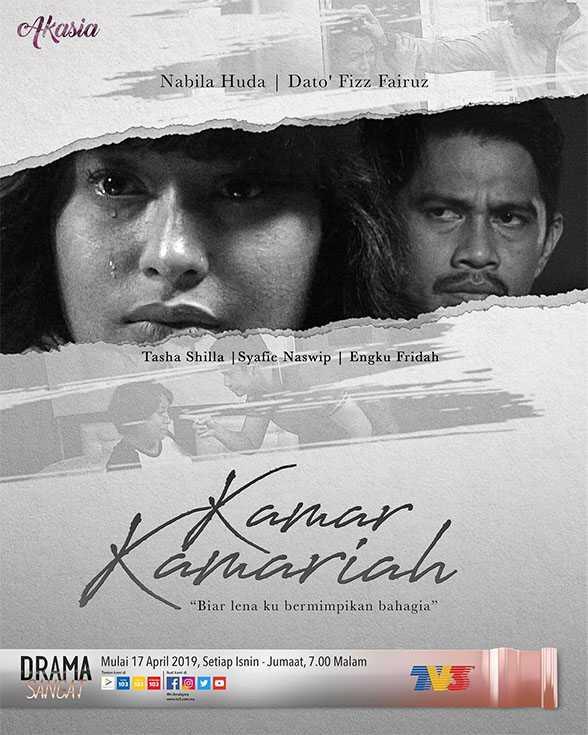Drama Kamar Kamariah TV3