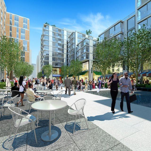 Dc City Center: The Urban Real Estate Digest Of Washington DC
