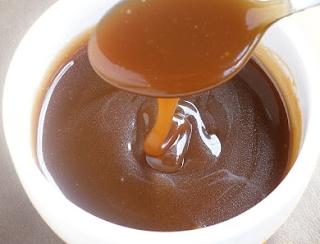 Recette de Sauce au caramel et beurre salé