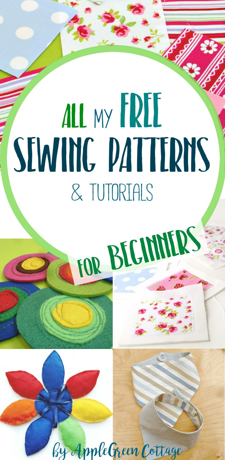 All my free patterns and tutorials applegreen cottage all the free sewing tutorials and patterns ever made by applegreen cottage jeuxipadfo Gallery