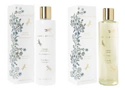 Laura Ashley introduces new SS12 Body Care collection