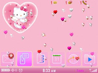 Descargar Tema De Hello Kitty Gratis Para Blackberry 9700 Download