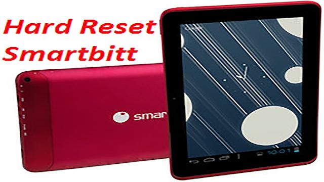 Cómo restear Tablet Smartbitt