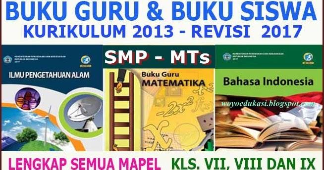 Buku Pegangan Guru Dan Siswa Smp Mts Kelas Vii Viii Dan