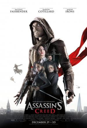 ASSASSIN'S CREED (2016) Ver Online – Castellano