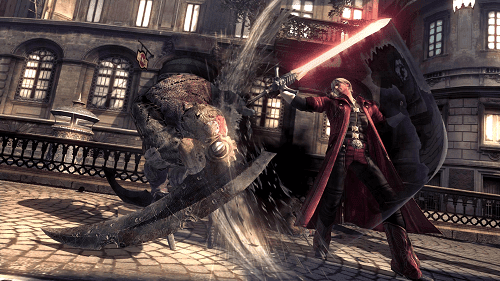Devil May Cry 4 Special Edition Game PC Terbaru3