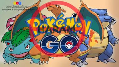 Rangsang Kegairahan dengan Pokemon Go