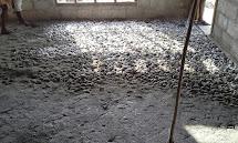 Kerala House Construction Tips 10. Floor Concreting