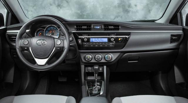 New Toyota Corolla 2019