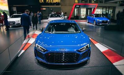 2020 Audi R8 Review, Specs, Price