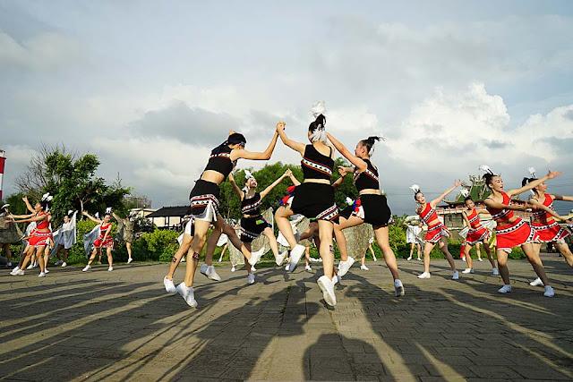 DSC02268 - 熱血採訪│2016首屆台中國際踩舞祭超夯登場,文華高中快閃高美濕地