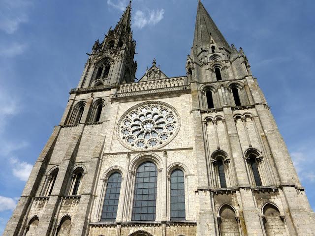 La catedral Chartres