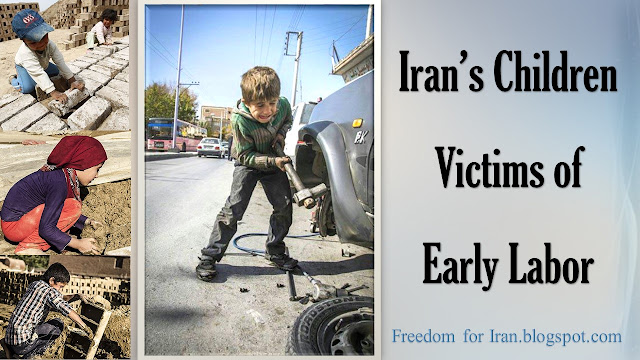 Child labor in Iran