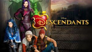 Juegos de los 4 Descendientes