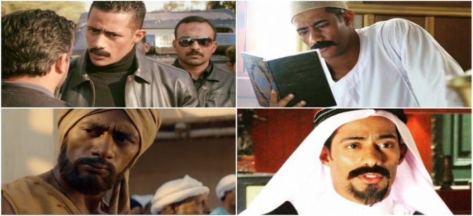 """محمد رمضان يكشف عن تفاصيل جديدة عن مسلسل """"نسر الصعيد"""""""