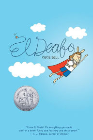 book cover image of El Deafo is used with permission from bn.com