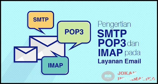 SMTP : Pengertian, Keunggulan, Kinerja Dan Protocol Pendukungnya - JOKAM INFORMATIKA