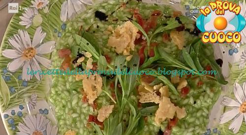 Risotto di primavera ricetta Barzetti da Prova del Cuoco