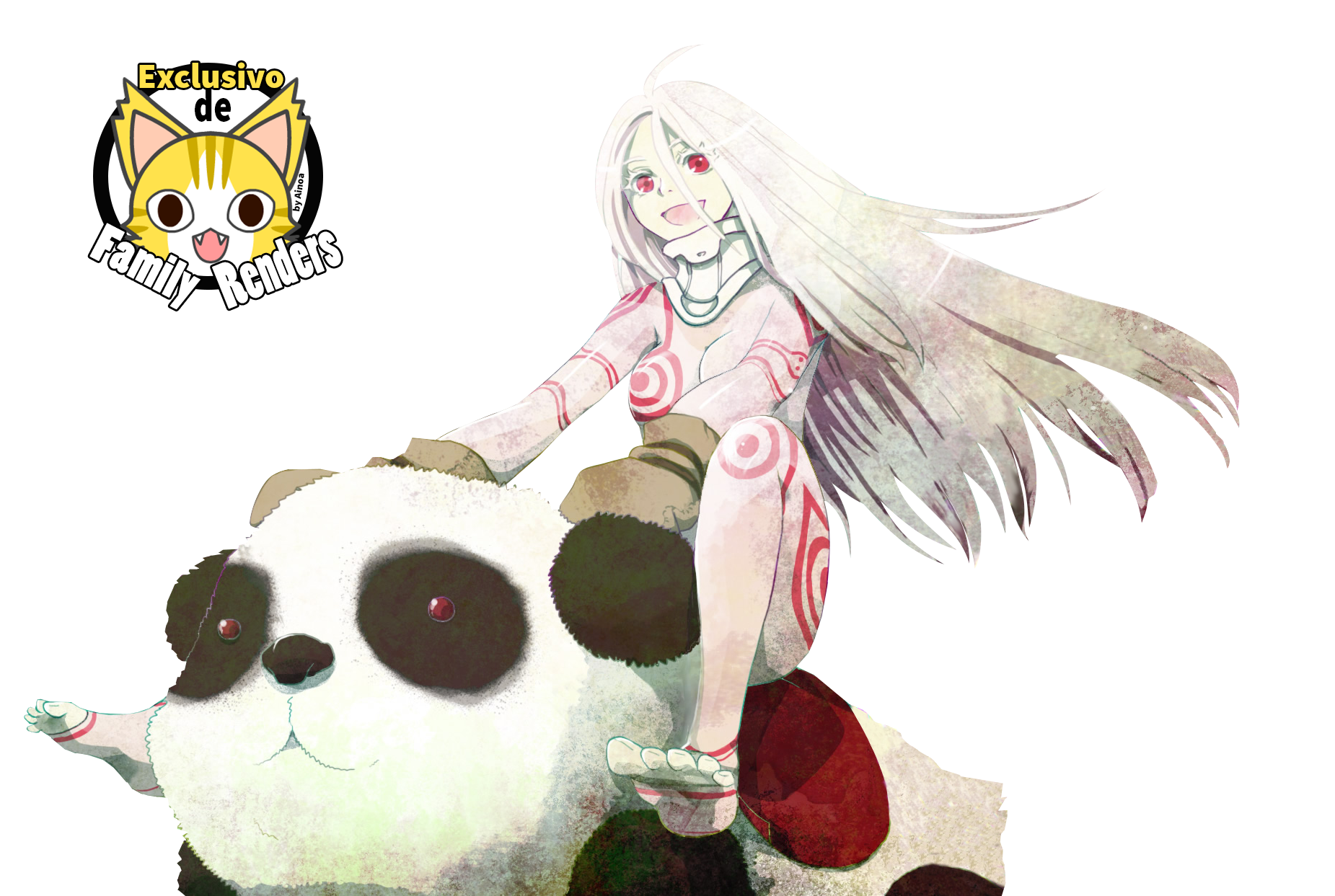 Render shiro + Deadman Wonderland