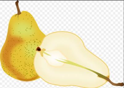 buah peer untuk burung