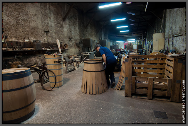 Bodega Lopez de Heredia en La Rioja