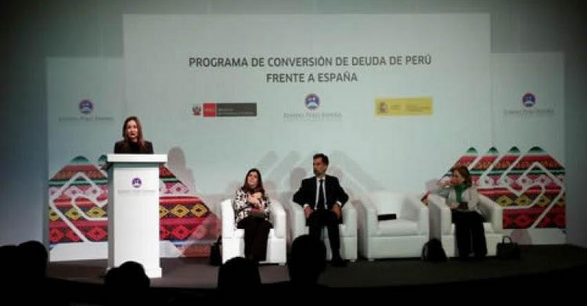 MINEDU: Fondo Perú-España financió 47 proyectos educativos por S/ 97 millones - www.minedu.gob.pe
