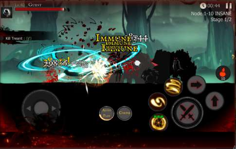 Game RPG Android Ringan Shadow of Death MOD APK