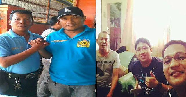 police officers who allegedly shot kian lloyd delos santos