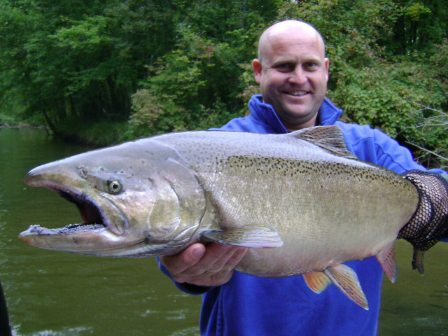 Michigan Fly Fishing Reports - Muskegon, Pere Marquette