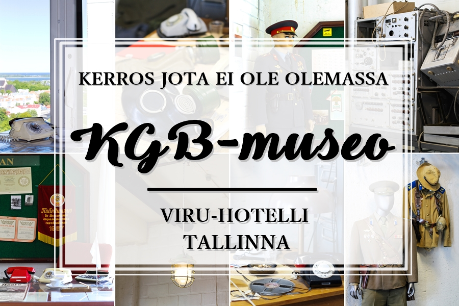 Viru-hotelli_KGB-museo_Tallinna_Andalusian auringossa_ruokablogi_matkablogi_1