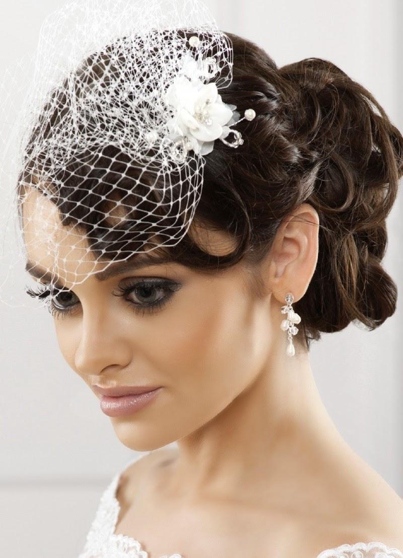 Atrevido y bonito peinados novia trenza Fotos de las tendencias de color de pelo - Peinados De Fiesta: Peinados con trenzas para Novias 2014