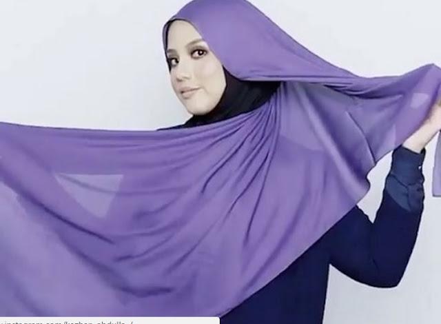 Vidéo Tutoriel Facile Et Rapide Pour Réaliser Un Hijab Moderne Tendance 2017