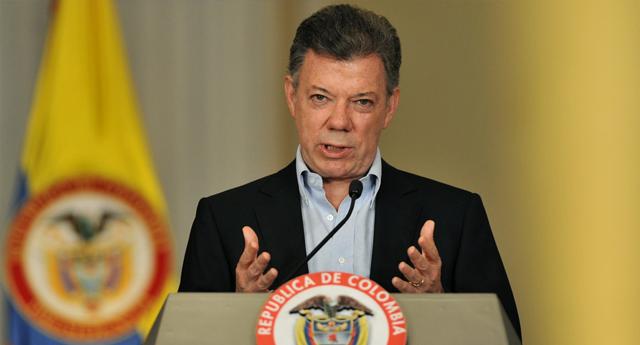 Juan Manuel Santos recibe el Premio Nobel de la Paz 2016