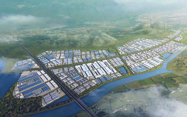 Dự án khu công nghiệp Sông Khoai, Quảng Yên