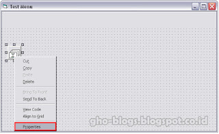 Cara Membuat Program Menu Menggunakan Toolbar Dan Icon Di Visual Basic 6.0