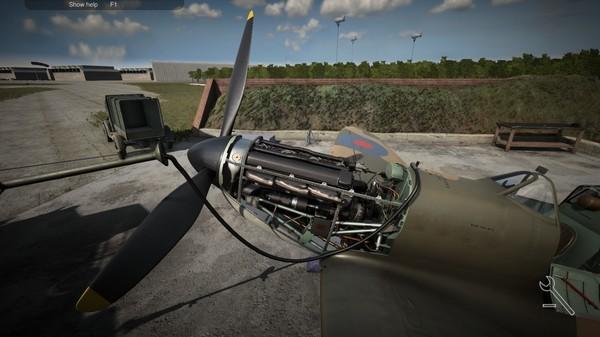 Plane Mechanic Simulator PC Español