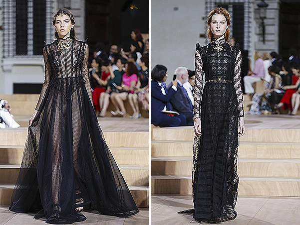2015/07/10 Fashion Week in Paris: valentino 11