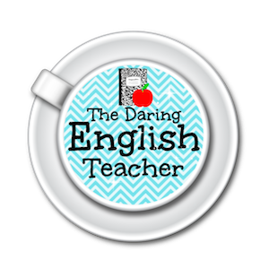 The Daring English Teacher is a collaborative author for the Secondary English Coffee Shop blog.