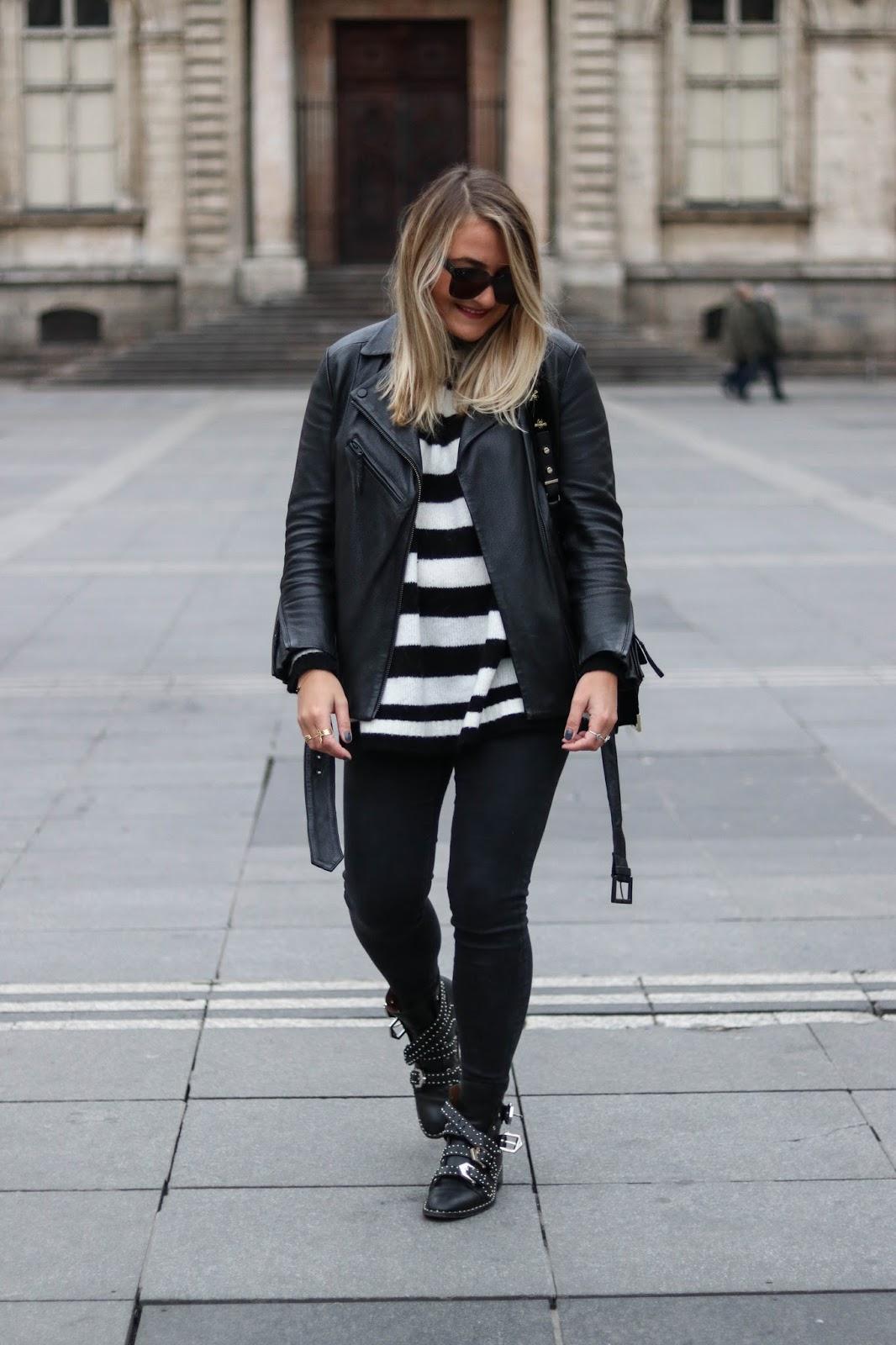 veste perfecto cuir noir parisgrenoble