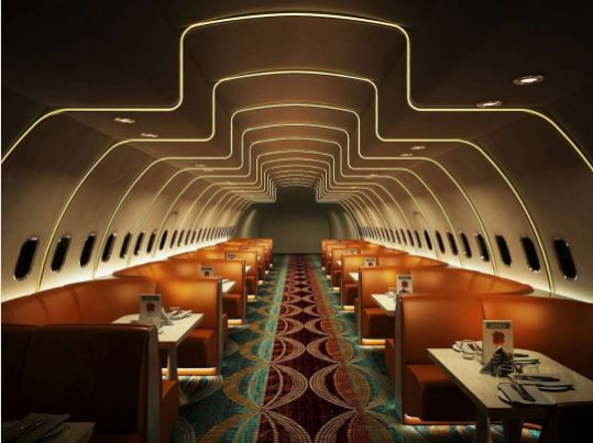 CHECK THIS OUT: The Airplane-Turned-Restaurant Everyone's Talking About!