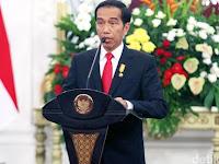 Jokowi Ajak Umat Islam Indonesia Hindari Hasutan