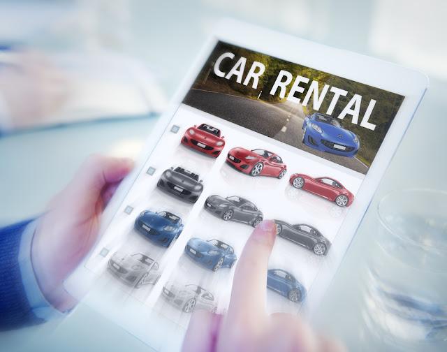 Get online car rentals
