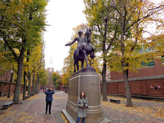 Boston and Paul Revere