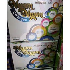 DARA ANGGUN NYAM-NYAM COLLAGEN