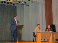 Заступник голови Херсонської обласної ради Віталій Булюк